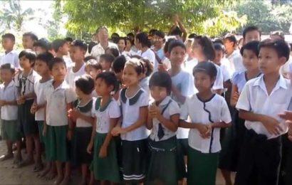 ရခိုင်ပြည်နယ်မှာ ပိတ်ထားရတဲ့ ကျောင်း ၁၂၆ ကျောင်း ပြန်လည်ဖွင့်လှစ်
