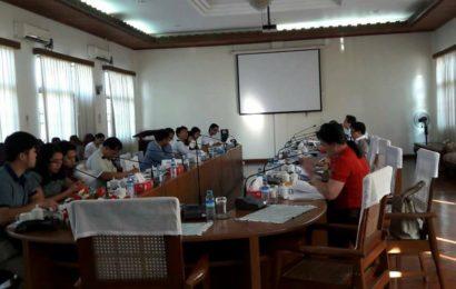 ရခိုင်ပြည်နယ်အတွင်း လူသားချင်းစာနာမှုအကူညီထောက်ပံ့ပေးရေးအတွက် စေတနာ့ဝန်ထမ်းလူငယ်များအား စေလွှတ်မည်