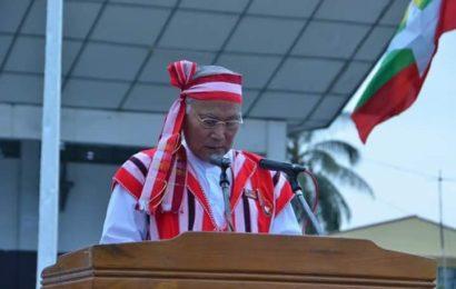 ဧရာဝတီတိုင်းဒေသကြီးဝန်ကြီးချုပ်ဟောင်း မန်းဂျော်နီ မီဒီယာများနှင့် သတင်းစာ ရှင်းလင်းပွဲပြုလုပ်မည်