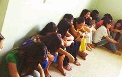 ၂ဝ၁၇ လူကုန်ကူးခံရမှုအတွင်း အသက် ၁၈ နှစ်အောက် ၅၅ ဦးပါဝင်ပြီး မိန်းကလေး ငယ် ၄၄ ဦးဖြင့် စံချိန်တင်