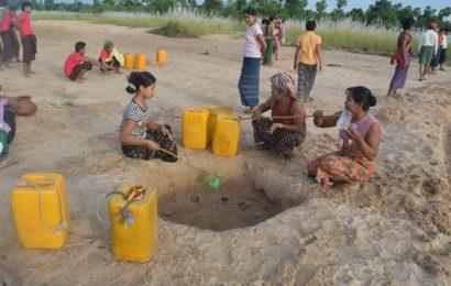 ရေရှားပါးသည့် မကွေးတိုင်း အောင်သာကုန်းတဲတိုက်သို့ စက်ရေတွင်းတူးရန် လူကယ်ပြန်မှ ကျပ်သိန်း ၁၉၀ လှူဒါန်းကူညီ