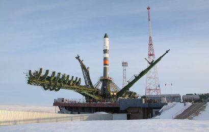 နိုင်ငံတကာ အာကာသစခန်းသို့ ကုန်တင်အာကာသယာဉ် တစ်စင်း ရုရှားလွှတ်တင်