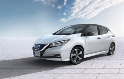 Nissan Leaf ကားများ ဈေးကွက်သစ်ခုနစ်ခုသို့ ဖြန့်ချိမည်
