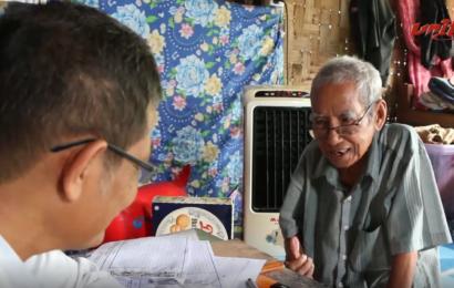 မြန်မာ့ရုပ်ရှင်လောကတွင် တစ်ခေတ်တစ်ခါက ဆန်းသစ်တီထွင်မှုတွေပြုလုပ်ခဲ့သူ Film Animator ဆရာညီမော်လင်း