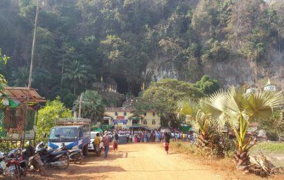 ရှေးဟောင်းစေတီတော်များရှိသည့် ဖားဘောင်ဂူ၌ ကျောက်တူးဖော်နေမှုအား လွှတ်တော်တွင် ဆွေးနွေးကန့်ကွက်မည်
