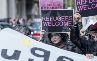 ဂျပန်တွင် ခိုလှုံခွင့်တောင်းခံသူ စံချိန်တင်မြင့်တက်လျက် နှစ်သောင်းနီးပါးရှိခဲ့သော်လည်း ၂၀ ဦးကိုသာ ဒုက္ခသည်အဖြစ်လက်ခံ