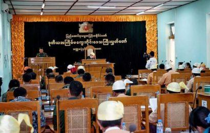 မကွေးတိုင်းဒေသကြီးအတွင်း အသံချဲ့စက်နှင့် ဆောင်းဘောက်စ်များ ဥပဒေနှင့်အညီ အသုံးပြုရေး ပိုမိုကြပ်မတ်ဆောင်ရွက်