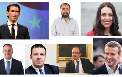 လက်ရှိ ကမ္ဘာ့အငယ်ဆုံး နိုင်ငံခေါင်းဆောင်များ