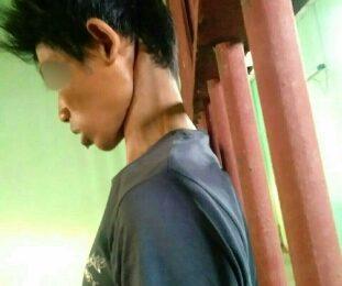 ဆယ်ကျော်သက်အား ခိုးယူပေါင်းသင်းမှုဖြင့် ရင်ဆိုင်နေရသူ ရဲစခန်းအချုပ်အတွင်း ကြိုးဆွဲချသေဆုံး