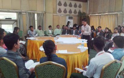 လူငယ်ဖွံ့ဖြိုးရေးကဏ္ဍများ လက်တွေ့အကောင်အထည်ဖော်ရန် မကွေးတိုင်းဝန်ကြီးချုပ် ပြောကြား