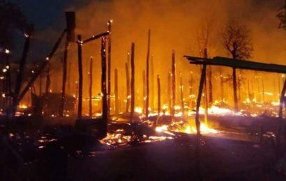 မီးဖိုမီးကြွင်းမီးကျန်မှ မီးစတင်လောင်ကျွမ်းမှုကြောင့် ရေစကြိုမြို့နယ်တွင် အိမ်ခြေ ၁၅၄ လုံးခန့်ဆုံးရှုံးပြီး လူဦးရေ ၉၀၀ နီးပါး အိုးမဲ့အိမ်မဲ့ဖြစ်ပွား