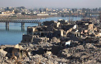 အဆောတလျင် လိုအပ်သည့် အီရတ်ပြန်လည် ထူထောင်ရေး