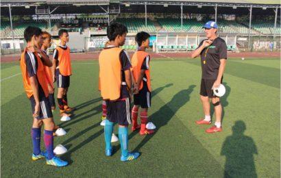 အနာဂတ်မြန်မာ့လက်ရွေးစင် ဘောလုံးသမားဟောင်းများ ပေါ်ထွက်လာရေး YUFC Academy နွေရာသီဘောလုံးသင်တန်း ဖွင့်လှစ်မည်