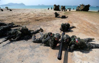 အာရှတွင် လက်နက်ရောင်းဝယ်မှု အလျင်အမြန်မြင့်တက်ဟု သုတေသနအချက်အလက်များ ဖော်ပြ