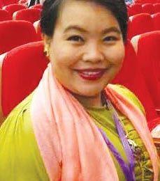Myanmar Fisheries International Joint Venture Limited မှ အမှုဆောင်ဒါရိုက်တာ ဒေါ်ဌေးဌေးဝင်းနှင့် တွေ့ဆုံခြင်း