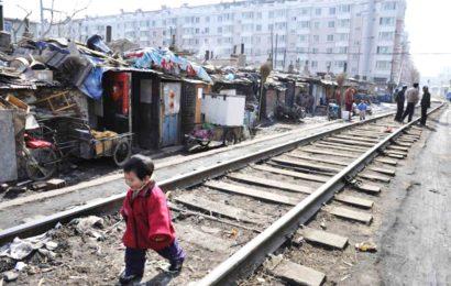 အိန္ဒိယ၊ တရုတ်နှင့် ဆင်းရဲမွဲတေမှု တိုက်ဖျက်ရေး