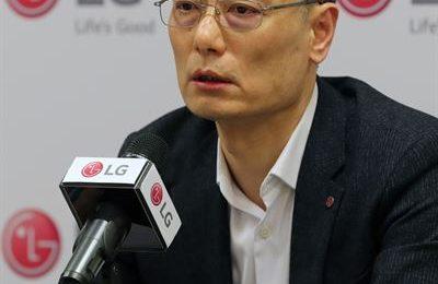 LG ၏ အထင်ကရ ဖုန်းအသစ် G7 ကို ပထမနှစ်ဝက်အတွင်း ဖြန့်ချိဖွယ်ရှိ