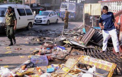 ဗုဒ္ဓဘာသာ - မွတ်ဆလင် လူမျိုးရေးပဋိပက္ခကြောင့် သီရိလင်္ကာတွင် အရေးပေါ်အခြေအနေထုတ်ပြန်