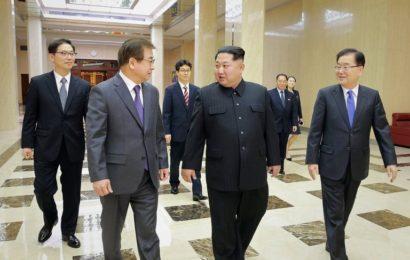 မြောက်ကိုရီးယား၏ နျူကလီးယားလက်နက် စွန့်လွှတ်ရေးဆိုင်ရာကိစ္စ အမေရိကန်နှင့်စေ့စပ်ဆွေးနွေးလိုဟု ဂင်မ်ဂျုန်းအွန်ပြောကြား