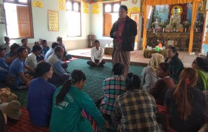 ရေဘေးနှင့်မီးဘေး ကာကွယ်ရေးဆောင်ရွက်ပေးရန် ရွှေညောင်နယ်ဒေသခံများက ရှမ်း ပြည်နယ်အစိုးရထံတောင်းဆို