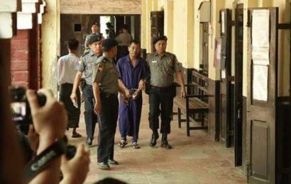 မှန်ကန်သောရဲတပ်ဖွဲ့ဝင်များ ခြိမ်းခြောက်ခံရဟု ဒုရဲမှူးဟောင်း မိုးရန်နိုင် ပြောကြား