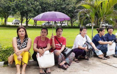 အမျိုးသားရေကူးကန်ပြန်လည်ရရှိရေး ရေကူးသမားများ ဆန္ဒထုတ်ဖော်မည်