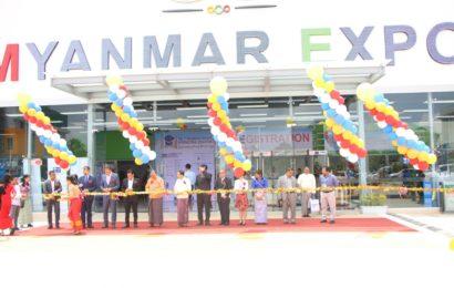 မြန်မာ့ပထမဆုံး ပုဂ္ဂလိကနှင့် နိုင်ငံတကာပညာရေးပြပွဲ ကျင်းပ
