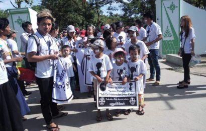 ဗစ်တိုးရီးယား အမူအဖြစ်မှန်ပေါ်ပေါက်ရေး ပခုက္ကူမြို့ တွင်ဆန္ဒထုတ်ဖော်