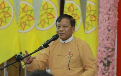 """""""၈၈မျိုးဆက် ငြိမ်း ပွင့်တစ်ဖွဲ့လုံးကို ယုံကြည်မှုရှိသည်ဟု မန္တလေးတိုင်း ဝန်ကြီးချုပ်ပြောကြား"""""""